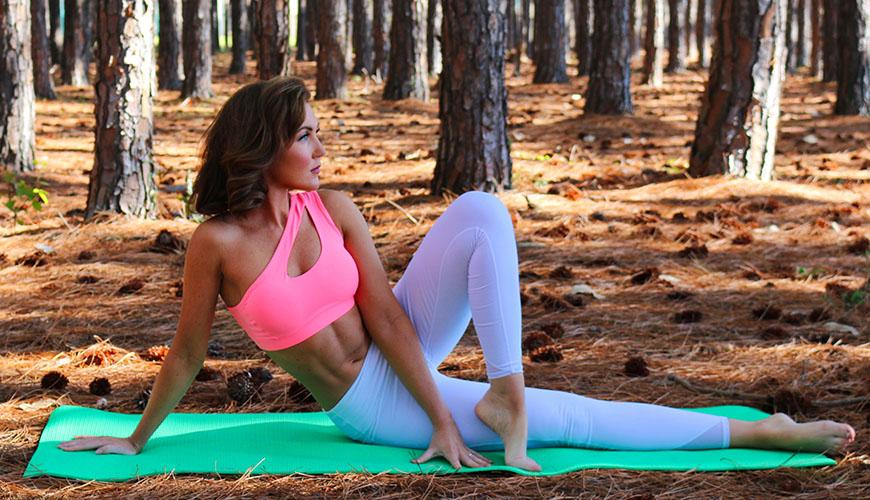 pilates leg exercises